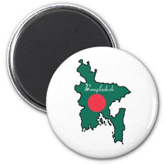 Cool Bangladesh Refrigerator Magnets