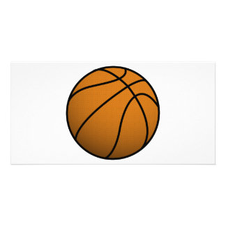 Cool Basketball and Custom Sports B Ball Photo Cards