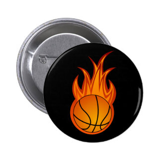 Cool Basketball Button