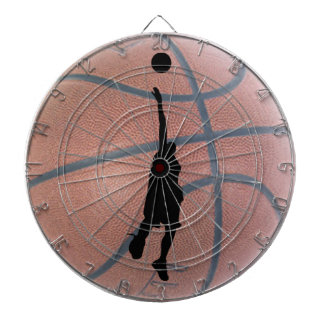 Cool Basketball Dartboard