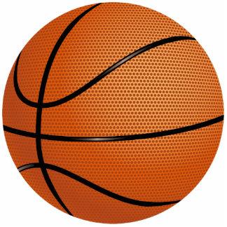 Cool Basketball   Sport Gift Standing Photo Sculpture