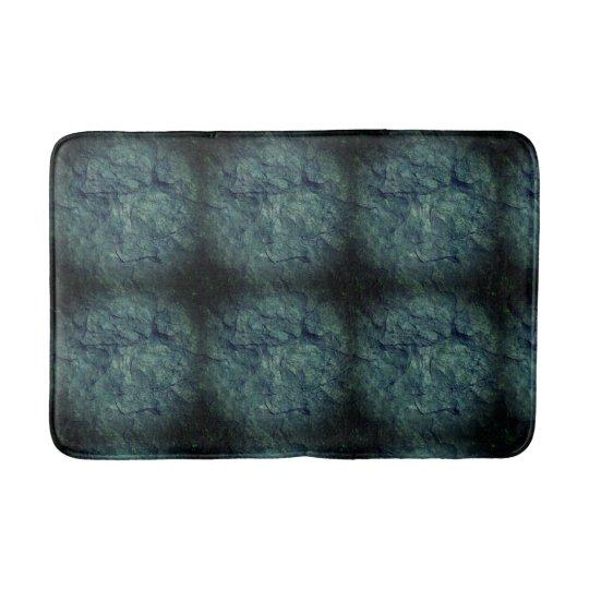 Cool beach stone textured design bath mat
