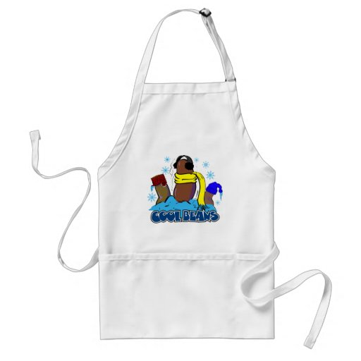 Cool Beans 2 Aprons