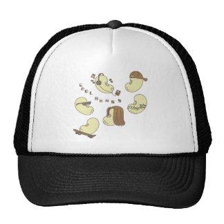 Cool Beans! Mesh Hats