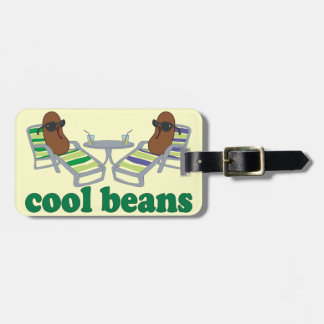 Cool Beans Travel Bag Tags
