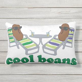 Cool Beans Throw Cushions