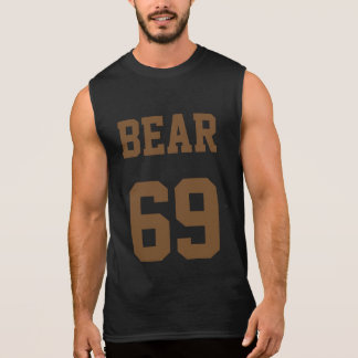 Cool Bear 69 Sleeveless Shirt
