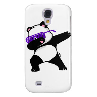cool beer dabbing design galaxy s4 cover