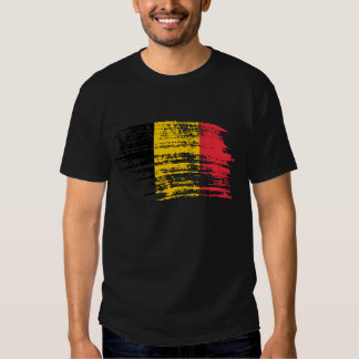 Cool Belgian flag design Shirts
