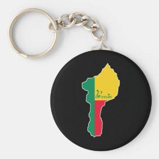 Cool Benin Key Ring