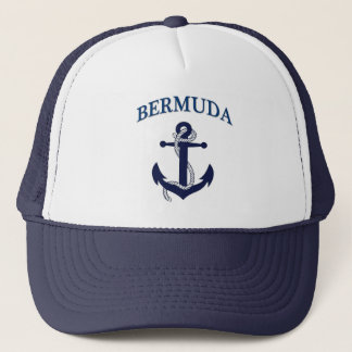Cool Bermuda Hat! Trucker Hat