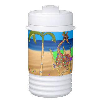 Cool Beverage Cooler - Beach