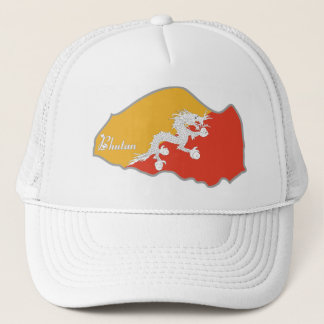 Cool Bhutan Trucker Hat