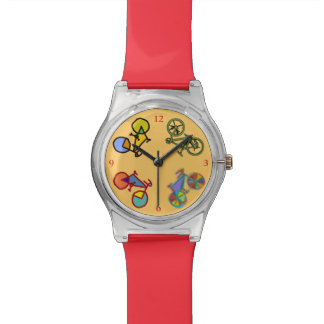 cool bicycles watch