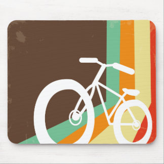 Cool Bike Mouse Pad