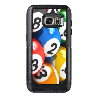Cool Billiards Theme OtterBox Samsung Galaxy S7 Case