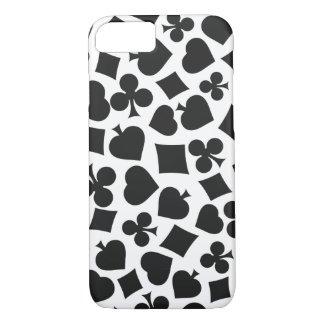 Cool Black and White Gifts Ideas for Pokers iPhone 8/7 Case