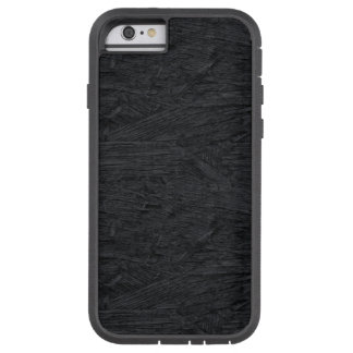 Cool black burnt wood texture tough xtreme iPhone 6 case