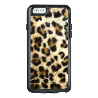 Cool Black Leopard Spots OtterBox iPhone 6/6s Case