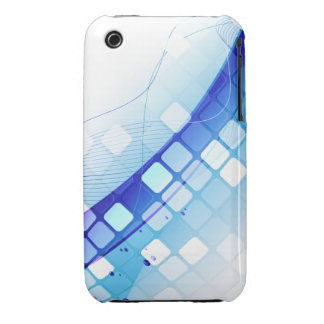 Cool Blue iPhone 3 Covers