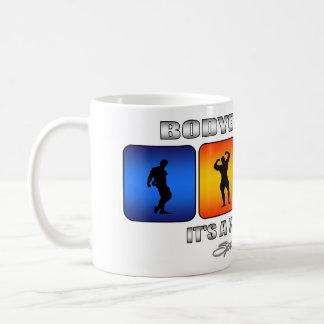 Cool Bodybuilding It Is A Way Of Life Coffee Mug