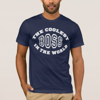 Cool Boss T-Shirt