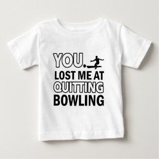 Cool bowling designs t shirt