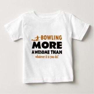 Cool Bowling designs Tee Shirts