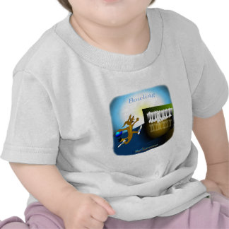 Cool Bowling gifts for kids T Shirts