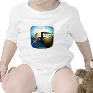Cool Bowling gifts for kids T Shirt