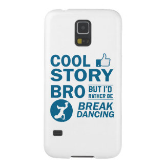 Cool break dancing designs case for galaxy s5
