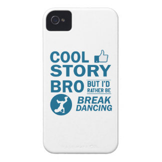 Cool break dancing designs iPhone 4 Case-Mate cases