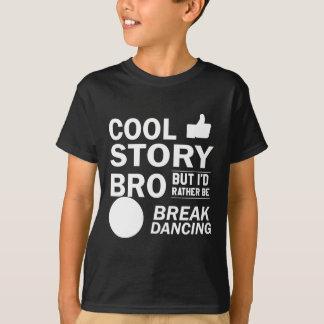 Cool break dancing designs T-Shirt