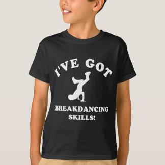 cool breakdance designs T-Shirt