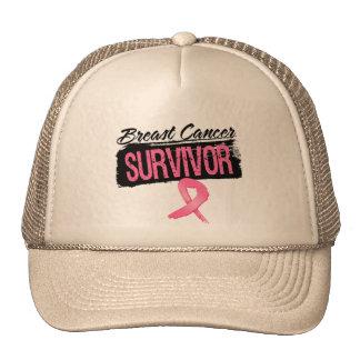 Cool Breast Cancer Survivor Trucker Hat