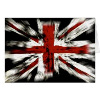 cool British flag Cards