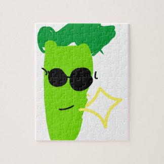 Cool Broccoli Jigsaw Puzzle