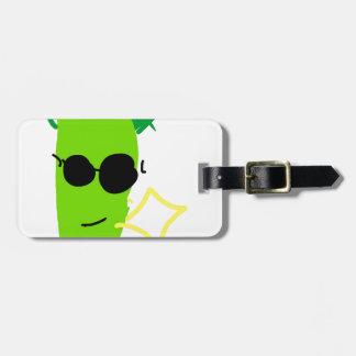 Cool Broccoli Luggage Tag