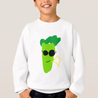 Cool Broccoli Sweatshirt