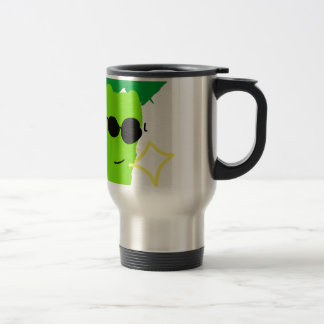 Cool Broccoli Travel Mug