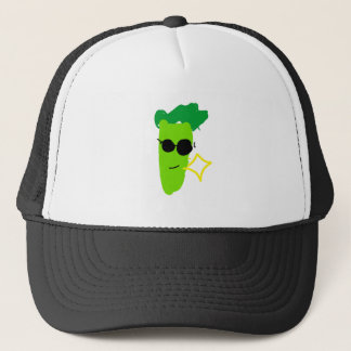 Cool Broccoli Trucker Hat