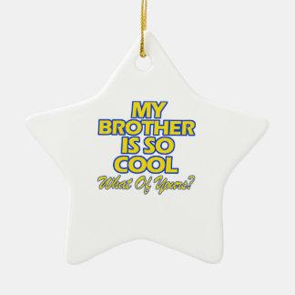 cool brother designs ceramic star decoration