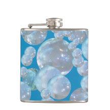 Cool Bubbles Flask