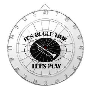 cool Bugle Musical designs Dartboard
