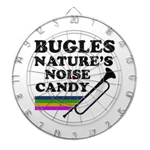 Cool Bugle musical instrument designs Dartboard