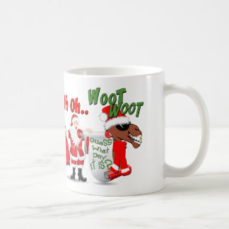 Cool Camel  Hump Day Christmas Coffee Mug