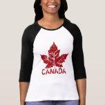 Cool Canada Jersey  Retro Maple Leaf Souvenir