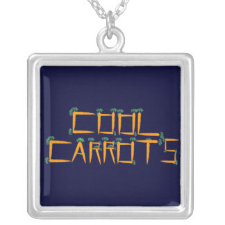 Cool Carrots Necklace