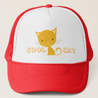 Cool Cat - cap