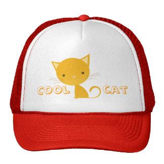 Cool Cat - cap Trucker Hats